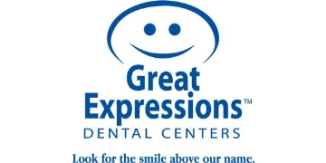 Logo for Great Expressions Dental Centers