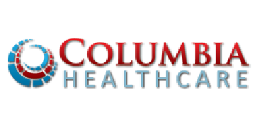 Logo for Columbia Healthcare